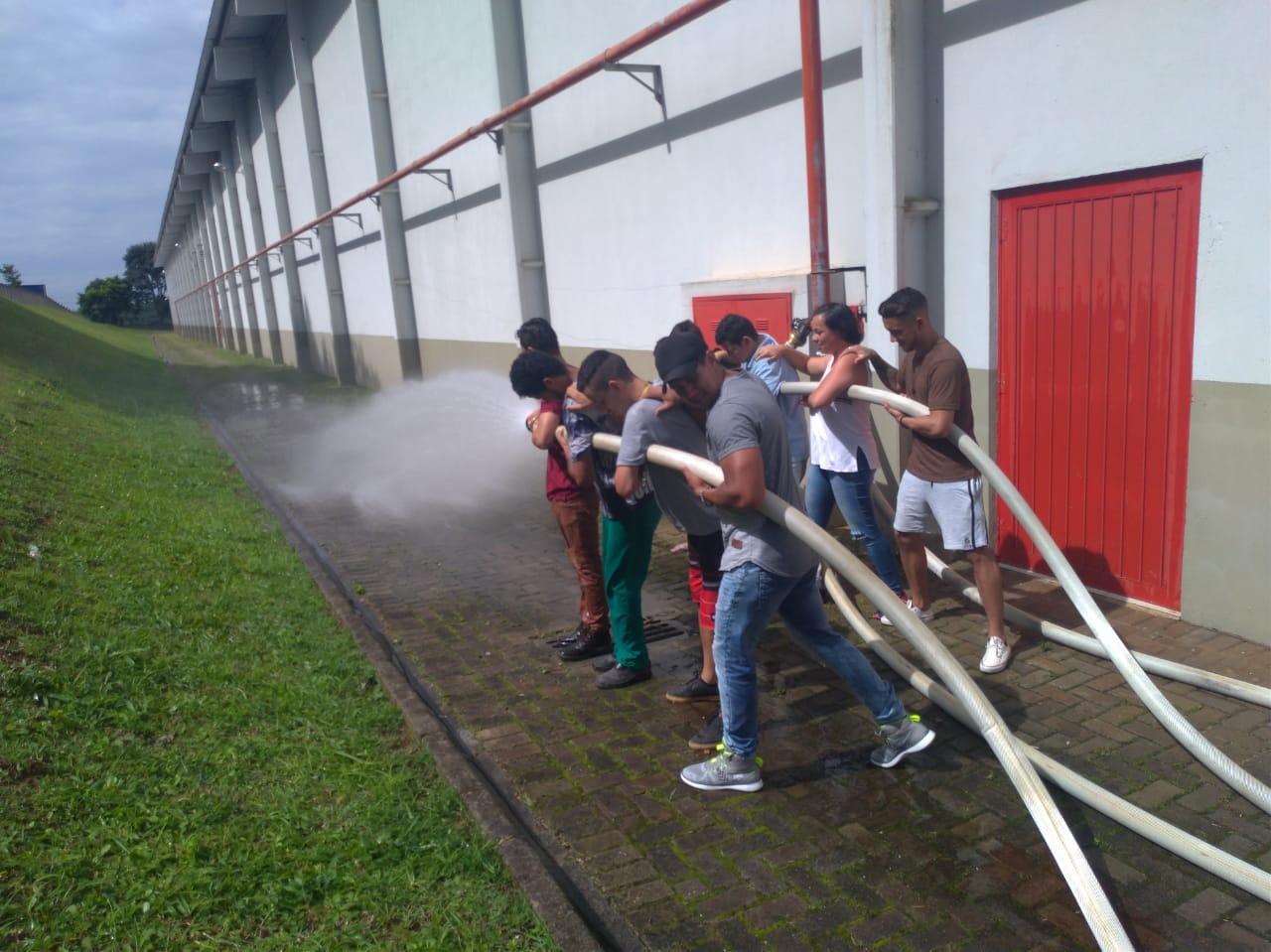 Curso Brigada de Incêndio em Curitiba